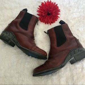 Ariat Paddock leather boots